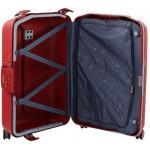 Roncato Light L Piros Unisex Bőrönd