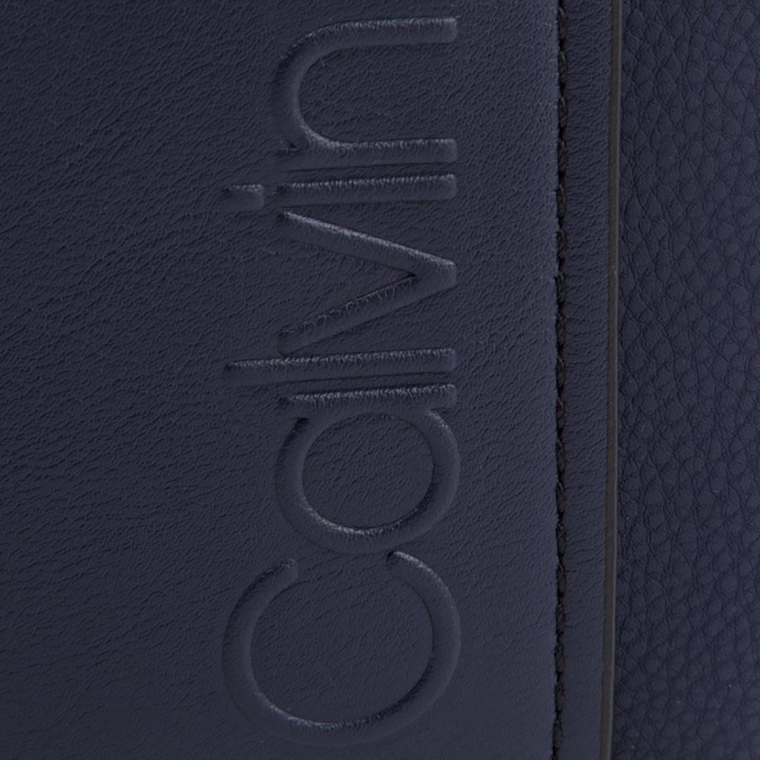 Calvin Klein Elevanted Logo Mini Reporter Kék Férfi Oldaltáska ea626b35d4