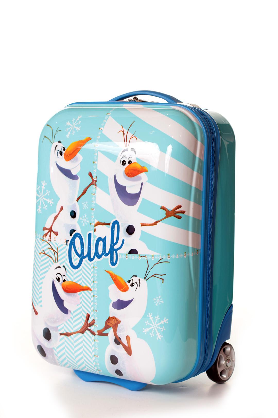 Disney Olaf Világos kék Gyerek Keményfedeles bőrönd 847e5d195b