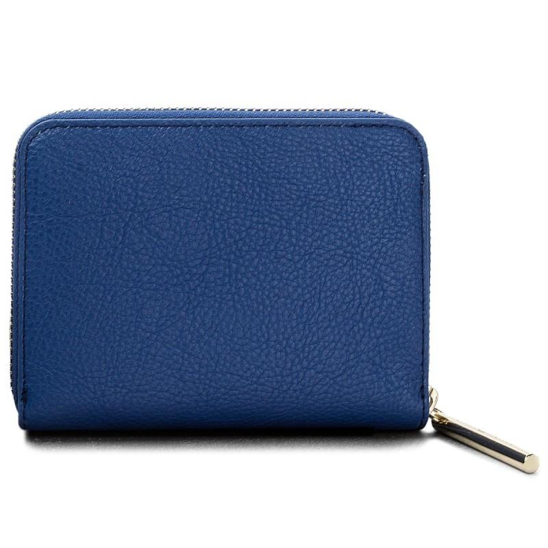 2d6d6005be Tommy Hilfiger Core Compact ZA Kék Női Pénztárca