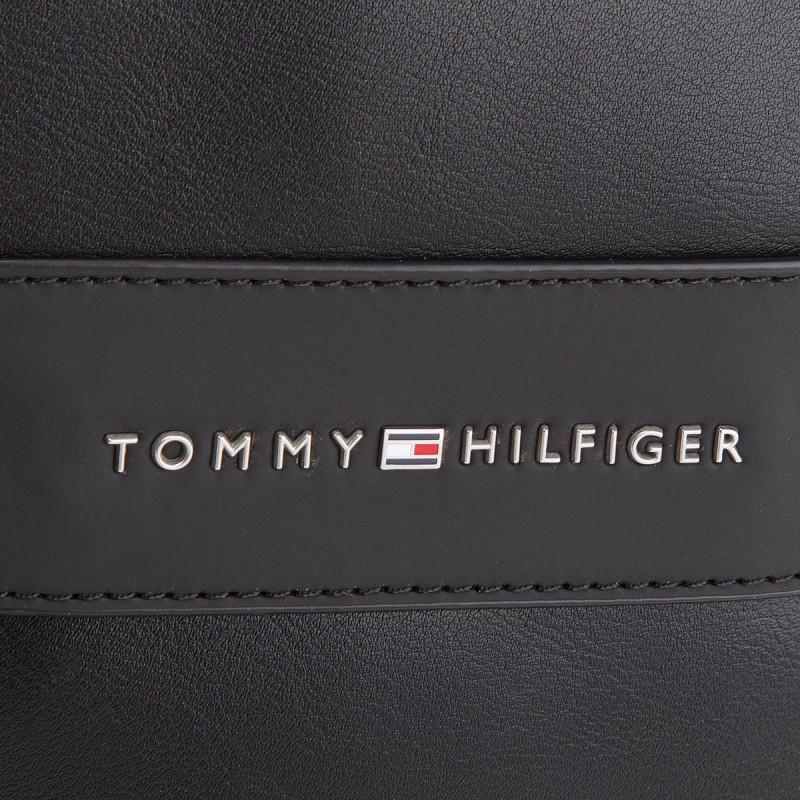Tommy Hilfiger TH City Mini Reporter Fekete Férfi Váll és oldaltáska... c7d3c6c60d